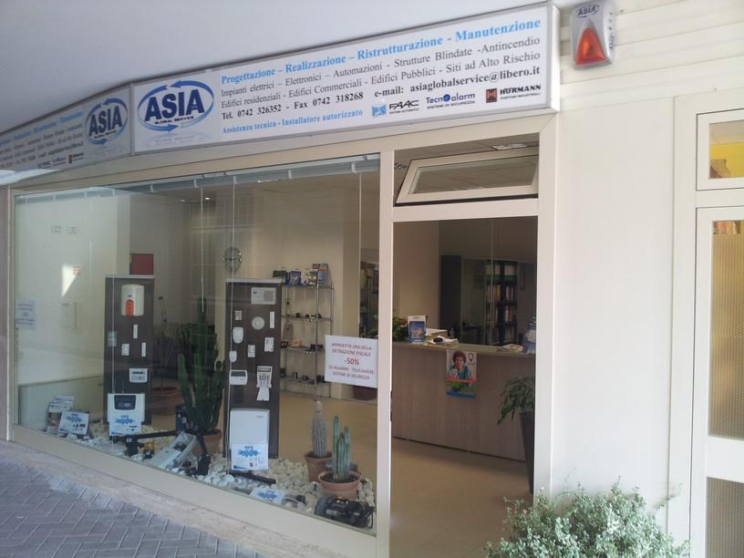 Ufficio Asia Global Foligno