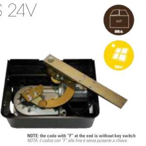 kit elettromeccanico cancello a battente